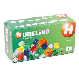 Hubelino 41-teilige Katapult Ergänzung für Kugelbahn