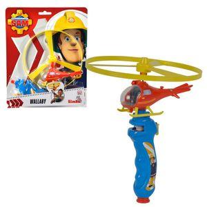 Feuerwehrmann Sam Wallaby Flugspiel Hubschrauber