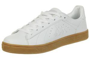 Kappa MESETA RB Sneaker Damen Turnschuhe Schuhe weiss, Schuhgröße:39 EU