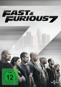Fast 7 & the Furious (DVD) Min: 100DD5.1WS