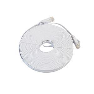 Rj45 CAT6-Ethernet Internetkabel Patchkabel LAN-Kabel Netzwerkkabel-15M 15 Meter Ethernet-Frequenzweiche (RJ-45)
