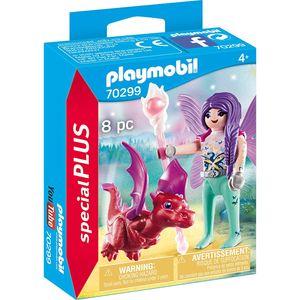 PLAYMOBIL® 70299 Fee mit Drachenbaby
