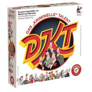 Piatnik 6137 DKT Das Kriminelle Talent, Familienspiel