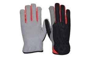 6 Paar Kunstleder-Handschuh Dexter Gr.10