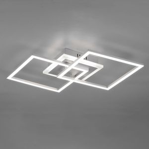 LED Deckenlampe, dimmbar, Breite 57 cm, VENIDA
