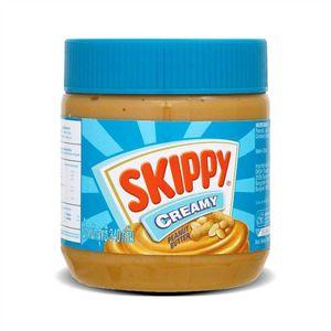 Skippy - Peanut Butter Creamy - Cremige Erdnusbutter - 340g