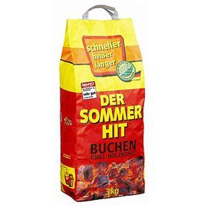 proFagus Der Sommer-Hit 3 kg - Holzkohle