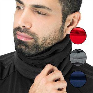 Schlauchschal vielseitig verwendbar - Schwarz - OneSize