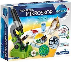 Clementoni Mein erstes Mikroskop