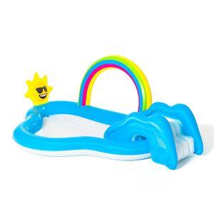 """Bestway® Wasserspielcenter """"Rainbow n' Shine"""" 257 x 145 x 91 cm"""