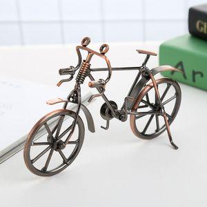 Deko Fahrrad Bike aus Eisen Dekoration Fahrradmodell Geldgeschenk