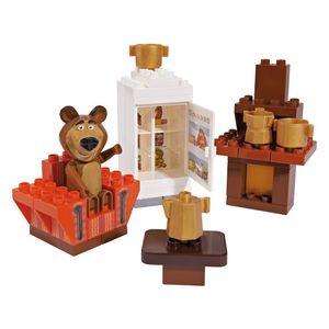 BIG 57093 - PlayBIG Bloxx Masha, Bear's Room