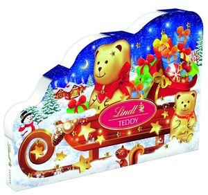 Lindt Teddy Adventskalender, 265g
