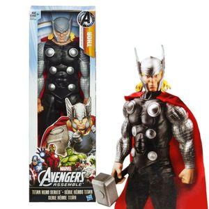 "12"" 30cm Marvel Avengers Thor Titan Hero Series Superheld Thor Action Figur Figuren"