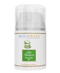 Badestrand - Aloe Hyaluron Booster - 50ml Feuchtigkeit tanken
