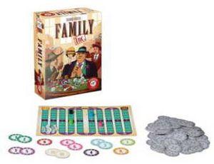 Piatnik 664762 Family Inc.,Familienspiel