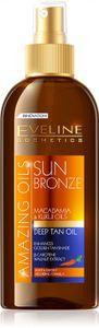 Eveline Cosmetics - Bräunungsöl - Amazing Oils Sun Bronze tiefenwirksames Bräunungsöl