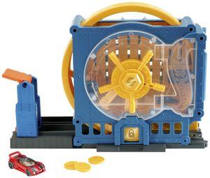 Hot Wheels Super-Bankeinbruch Spielset