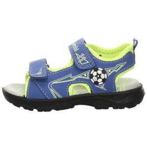 Lurchi Kinder Sandalen  Synthetik blau 32