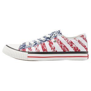 BK - MASTER LO B39-3710-01 Union Jack Stripes (01) Sneaker LowSchuhe Größe 39 (UK6)(US7)
