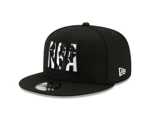 New Era 9FIFTY Snapback NBA21 Draft NBA Logo black S/M