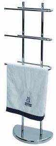 Handtuchhalter verchromt - Handtuchständer Handtuchtrockner Standhandtuchhalter