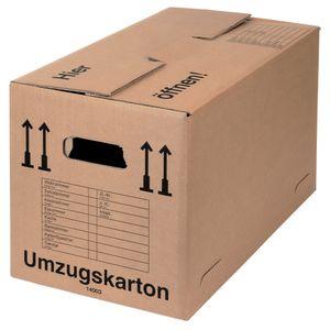30 Umzugskartons Spedition XXL 2-wellig 40 kg Umzugskiste