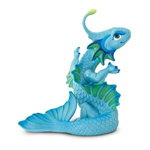 Safari Ltd Baby Ocean Dragon Blue From 3 years