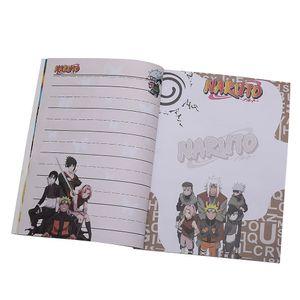 Anime Naruto Shippuden Notizbuch Naruto Kakashi Hatake Jiraiya Cosplay Buch Notizbuch Icha Icha Paradaisu Tagebuch Notizbuch Notizbuch 1-5St -H01