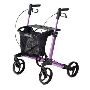Sunrise Medical Gemino Rollator 30 pink Leichtgewicht-Rollator  Edition