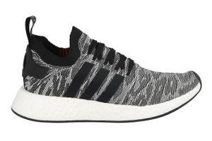 adidas Originals Sneaker Boost NMD_R2 PK Schwarz Schuhe, Größe:43 1/3