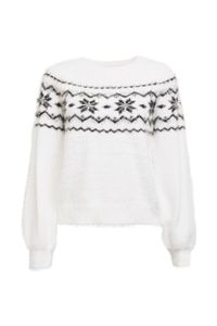 Norweger-Pullover mit Organic Baumwolle