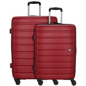 d&n Travel Line 2202 4-Rollen Kofferset 2tlg.
