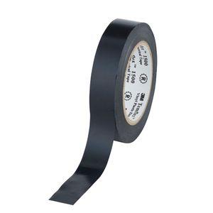 3M Elektroisolierband TemFlex 1500, 15 mm x 10 m, schwarz