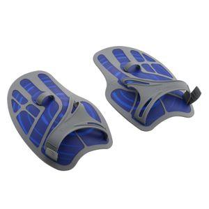 Phelps Ergo Flex Handpaddles, Größe:M