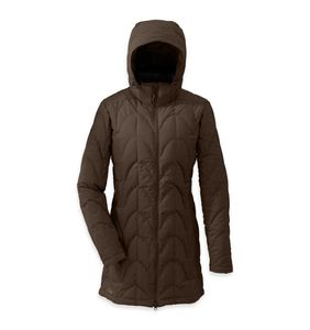 Outdoor Research - Aria Storm Parka Women - earth/cafe, Größe:S