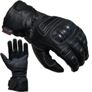 Motorradhandschuhe Regen Winter Leder Motorrad Handschuhe