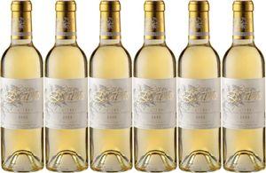 6x Les Erables de Sauternes 2015 – Château Caillou, Bordeaux – Weißwein