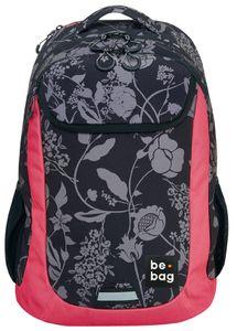 """herlitz Schulrucksack be.bag be.active """"mystic flowers"""""""