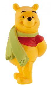 Bullyland 12327 - Winnie Pooh mit Schal 4007176123270