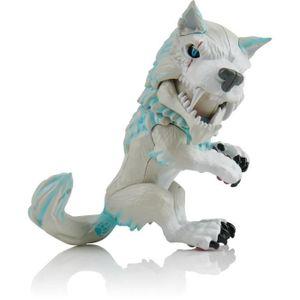 Fingerlings Ungezähmter interaktiver Wolf Blizzard WowWee interaktives Spielzeug