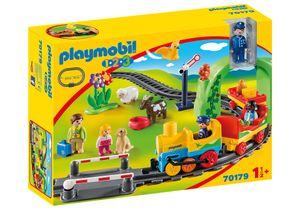 PLAYMOBIL Meine erste Eisenbahn, 70179