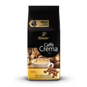 Tchibo Caffè Crema Mild ganze Bohne, 1 kg