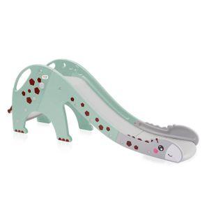 Baby Vivo Rutsche / Kinderrutsche - Giraffe in Türkis