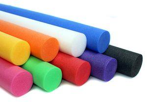 Schwimmnudel Poolnudel 160 cm 8 versch. Farben zur Auswahl | NMC COMFY® NOODLE | Blau