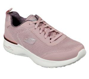 Skechers Damen Sneaker Sneaker Low Textil rosa 40