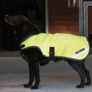 Horseware Rambo Reflective Dog Rug 100g - Flourescent Yellow, Größe:XS