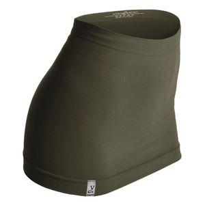 Kidneykaren Nierenwärmer Basic- Tube Multifunktion Yogagurt Fitness & Freizeit Dark Olive (grün), Größe:M
