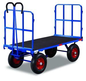 Variofit Handpritschenwagen mit Rohrgitter zu-42120