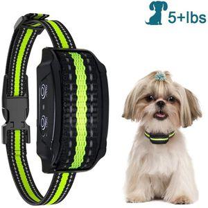 Hundehalsband Bark Stopper, Hundebellen Verhinderung von Heimtierbedarf, neue Anti-Fehleinschätzung hohe Empfindlichkeit